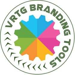 Vacation Rental Travel Guide Branding Tools Logo