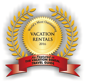 the Vacation Rental Guide Gold Gold Seal