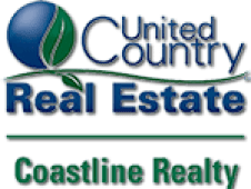 Coastline Realty on Topsail Island, North Carolina Logo