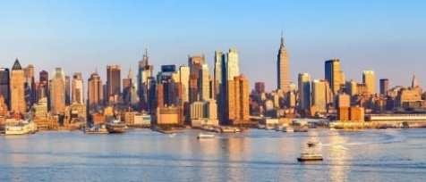 New York City Skyline, Vacation Rental Travel Guide