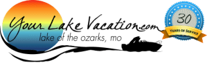 Your Lake Vacation at Lake of the Ozarks Logo