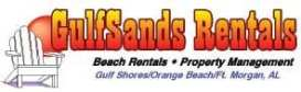 Gulfsands Rentals in the Gulf Coast of Alabama