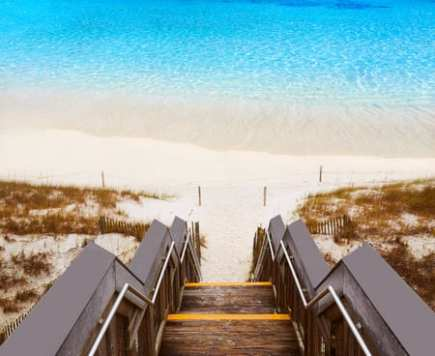 Fort Walton Beach Area at the Vacation Rental Guide