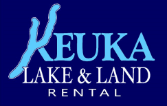 Keuka Lake & Land Rental across the Finger Lakes of Upstate New York