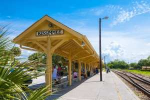 New Smyrna Beach in Kissimmee, Florida