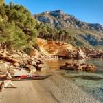 Punta D'es Calo/Costa Dels Pins in Mallorca, Spain (©John Weller)
