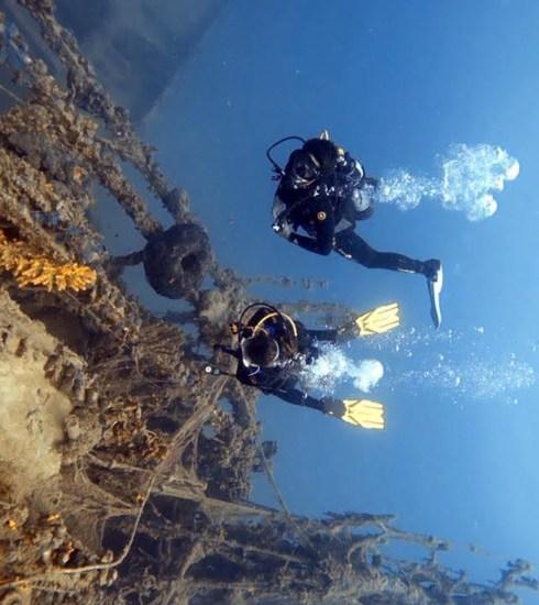 Diving in Albania (Spiranca Diving Center)