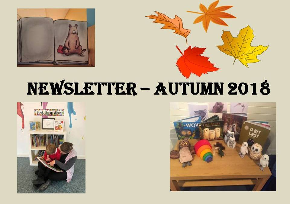 Parent Newsletter October 2018.