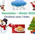 Parents' Christmas Newsletter - Winter 2018