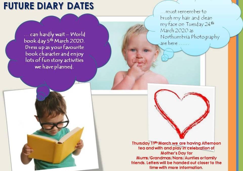 Parents Newsletter SPRING term 2020
