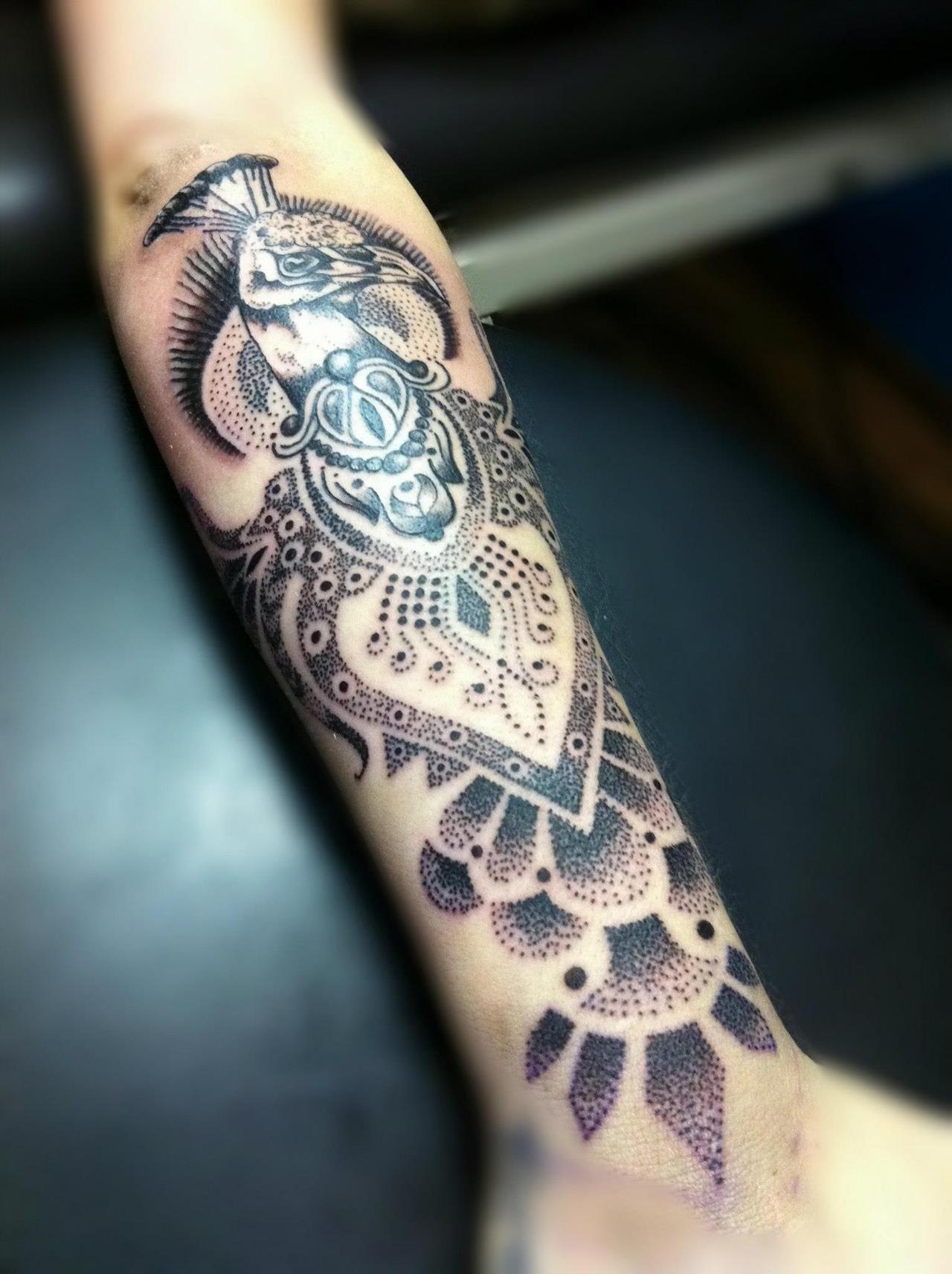 Mark Noel Tattoo Artist