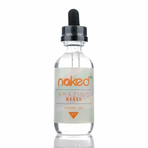 Naked-100-Amazing-Mango-eJuice-60-ml