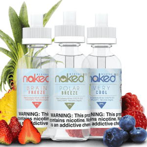 Naked 100 eJuice for vape