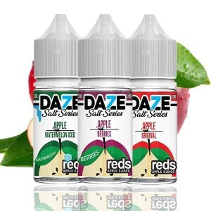 Reds Salt eJuice Bandle