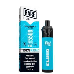 rare-fluid-vape-5500-puffs-tropical-blue-razz