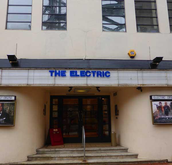 """The Electric"" in Birmingham"