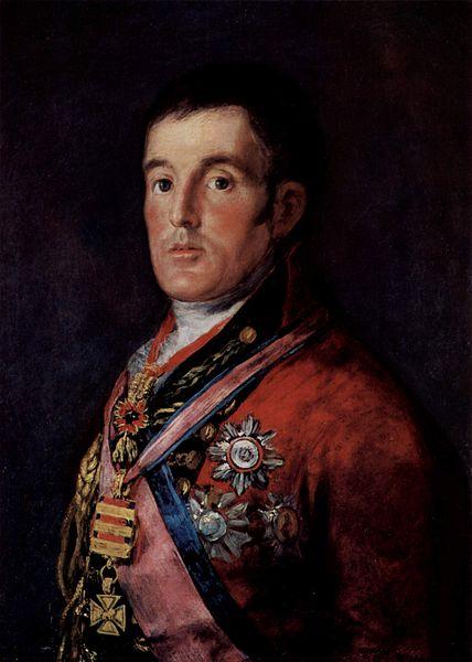 'Hooky' by Goya, both big 'slebs' of their day