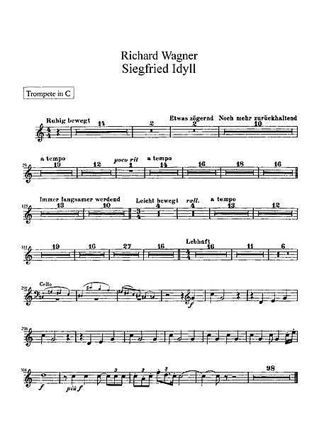 Siegfried_idyll_trumpet_pdf