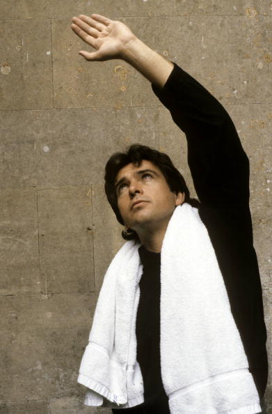 UNITED KINGDOM - AUGUST 01: Photo of Peter GABRIEL (Photo by Peter Noble/Redferns)