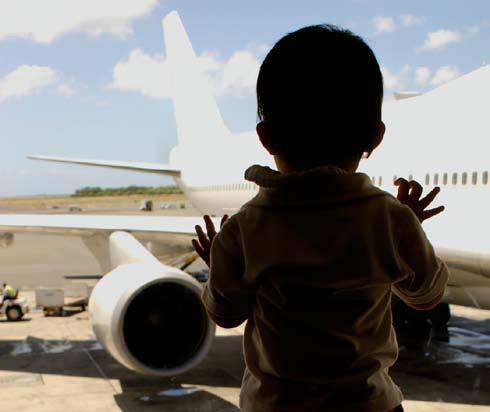 child plane