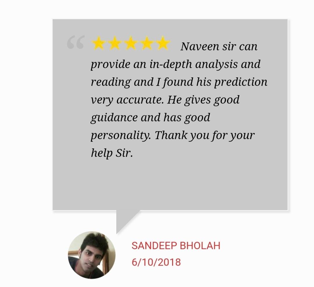 reviews thevedichoroscope.com naveen rana