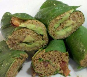 Easy Raw Vegan Taco Recipe
