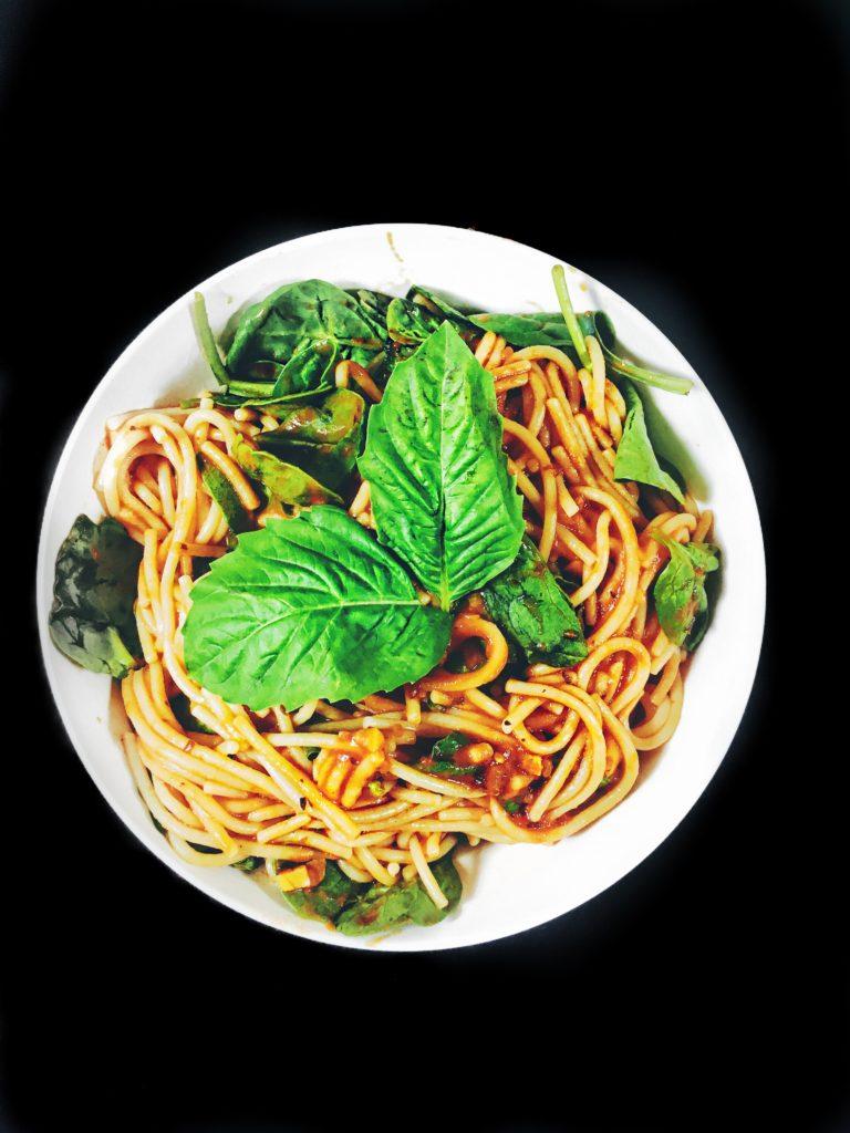 oil-free pasta sauce