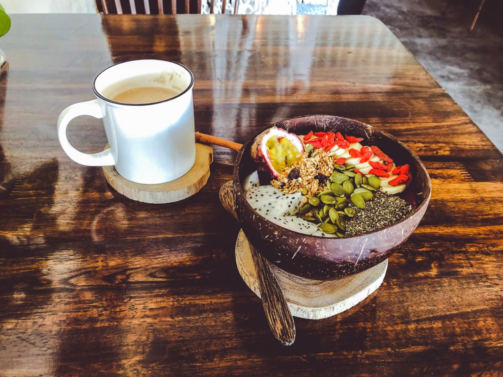 breakfast at Asa |The Ultimate Guide to Vegan Restaurants in Chiang Mai, Thailand | The Vegan Abroad