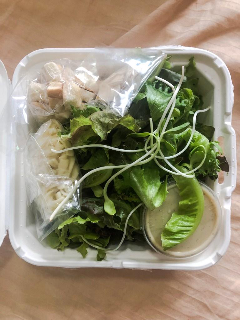 The Salad Concept salad