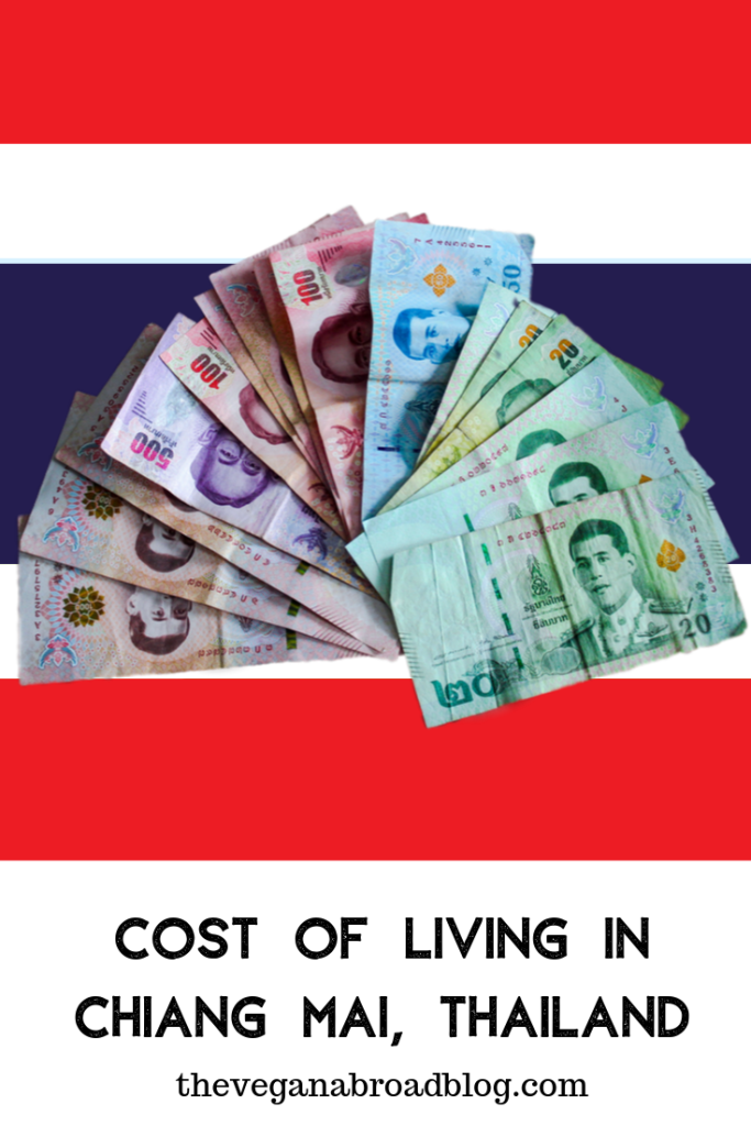 Cost of Living in Chiang Mai, Thailand | The Vegan Abroad