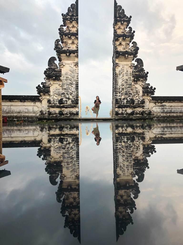 Bali Gate of Heaven Scam