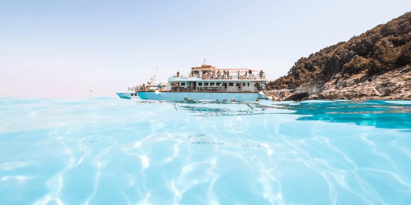 Corfu Sailing Excursion