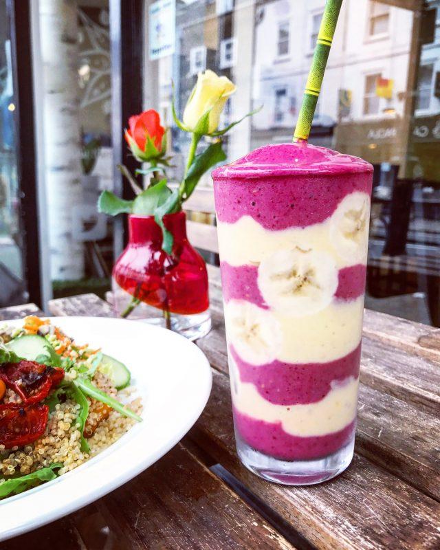 Ristoranti vegani a Londra