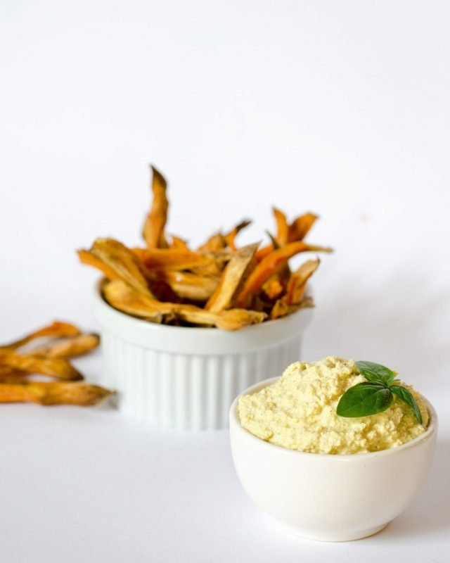 Veg mayo proteica senza olio