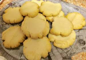 Shortbread Cookies | www.thevegasmom.com
