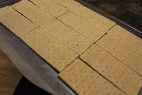 Graham Cracker Toffee | www.thevegasmom.com