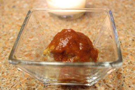 Turkey and Pork Cheesey Meatballs | www.thevegasmom.com