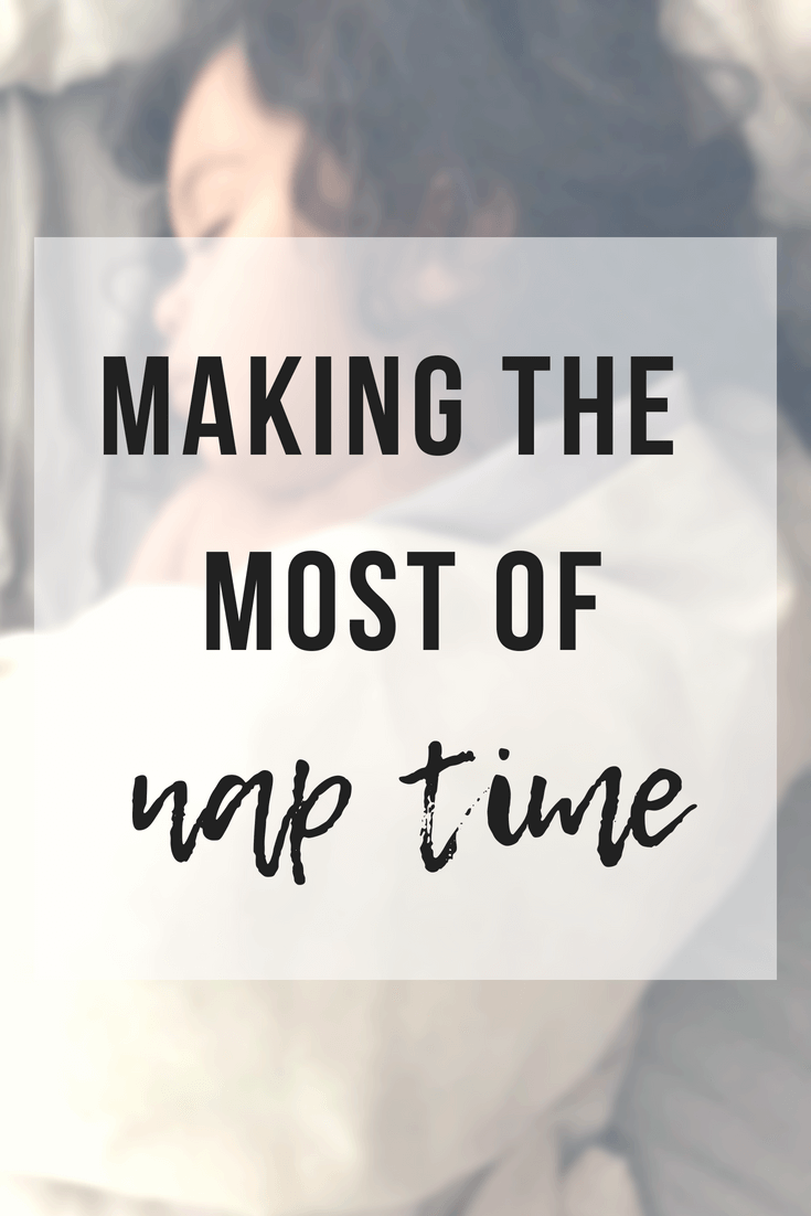 Making The Most Of Nap Time | www.thevegasmom.com