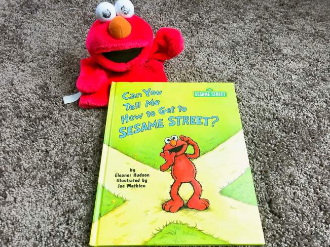 BOTW: Can You Tell Me How to Get to Sesame Street? | www.thevegasmom.com