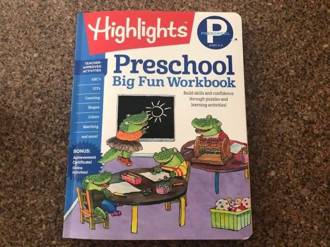 Creating a Homeschool Pre-K Schedule