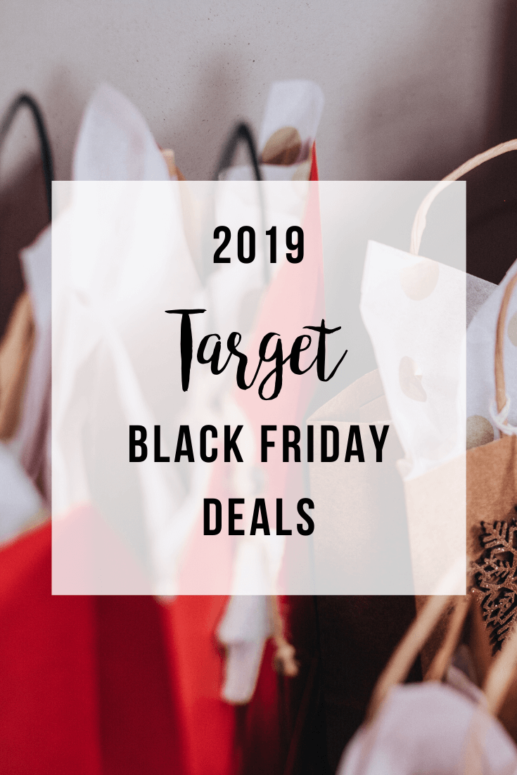 2019 Target Black Friday Deals | www.thevegasmom.com