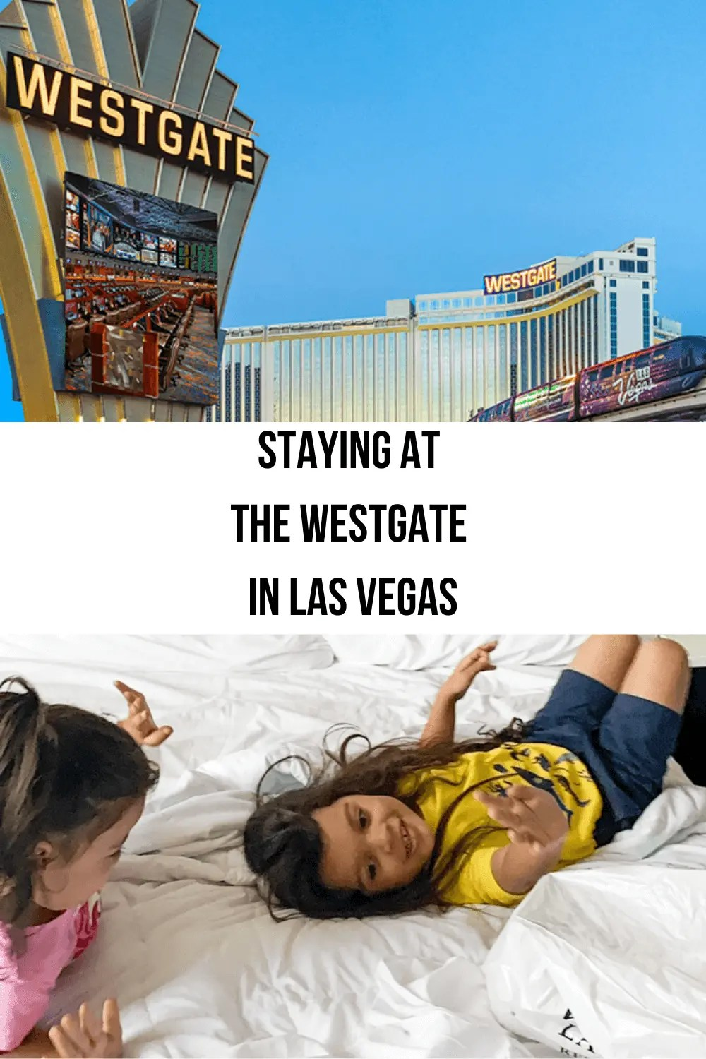 A Weekend at the Westgate Las Vegas Resort & Casino | The Vegas Mom