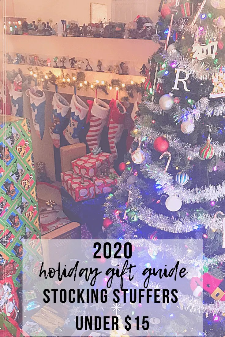 2020 Holiday Gift Guide Stocking Stuffers (Under $15) | www.thevegasmom.com