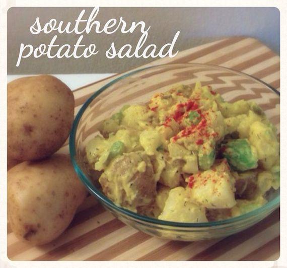 Southern Mustard Potato Salad