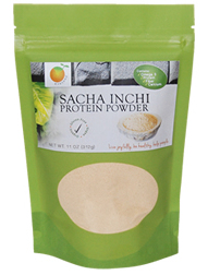 Sacha Inchi Protein Powder | theVeggieGirl.com