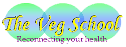 The Veg School Logo