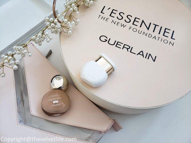 Guerlain L'Essentiel Natural Glow Foundation