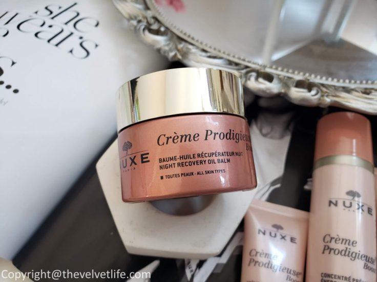Nuxe Crème Prodigieuse Boost Skincare Collection