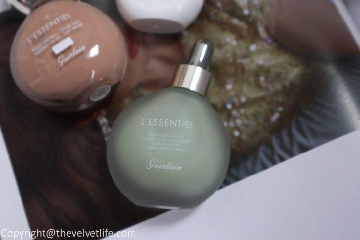 Guerlain L'Essentiel Pore Minimizer & Shine-Control Primer review