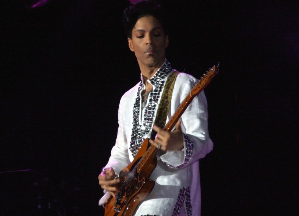 Prince de gitarist